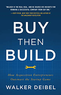 Buy Then Build cover