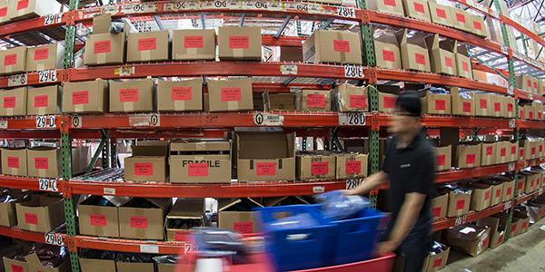 E-commerce picking