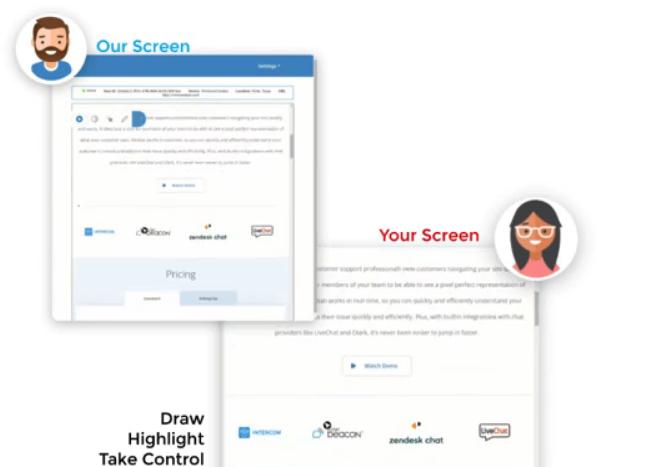 Median app - screenshot
