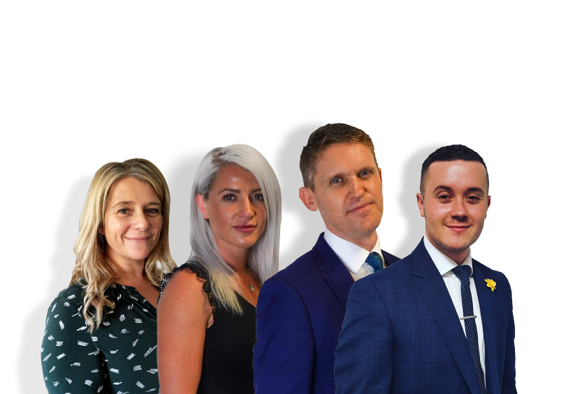 Right Choice's mortgage team