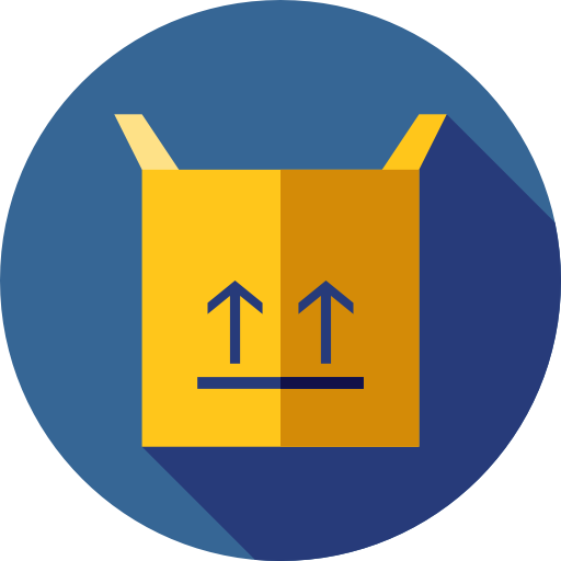 Moving Home Icon