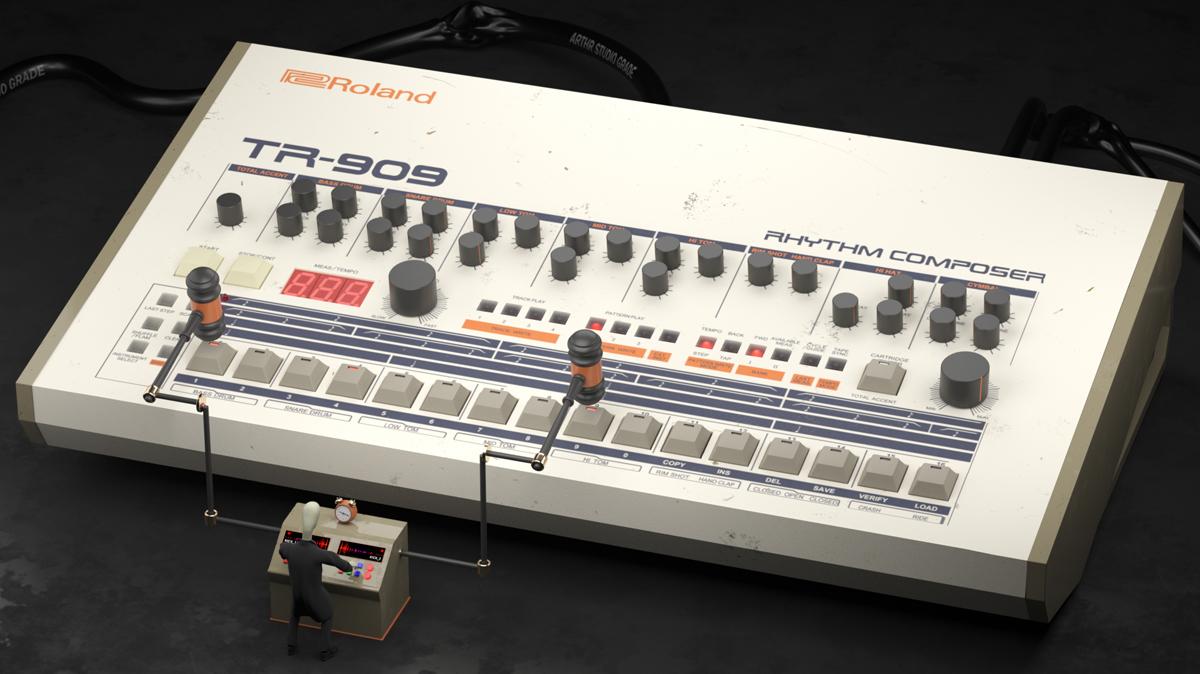 TR909