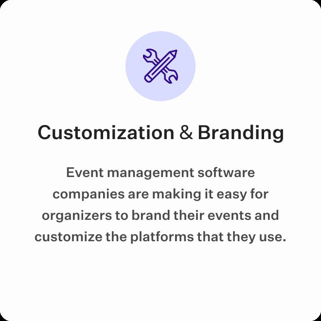 Customization and Branding