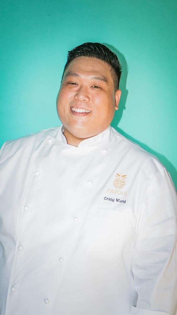 Craig Wong - Top Chef, Global Restaurateur, TV Host