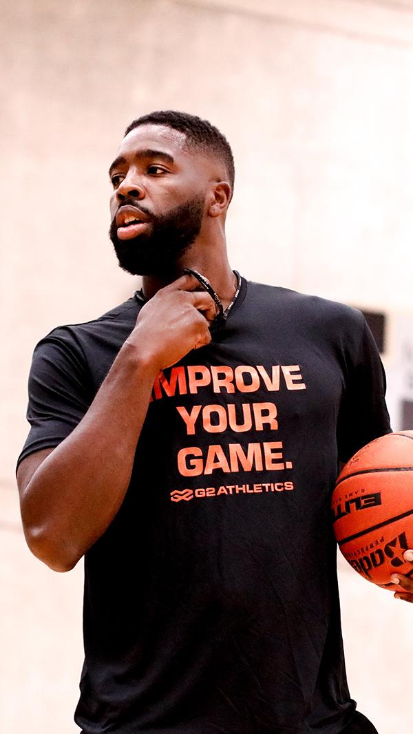 Gabe Gibbs - NBA, CBA, and Youth - Basketball Skills Trainer.