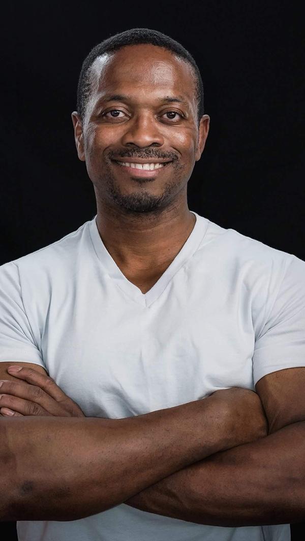 Nicholas Ugoalah - Gold Medalist: Wrestling, Entrepreneur, Speaker