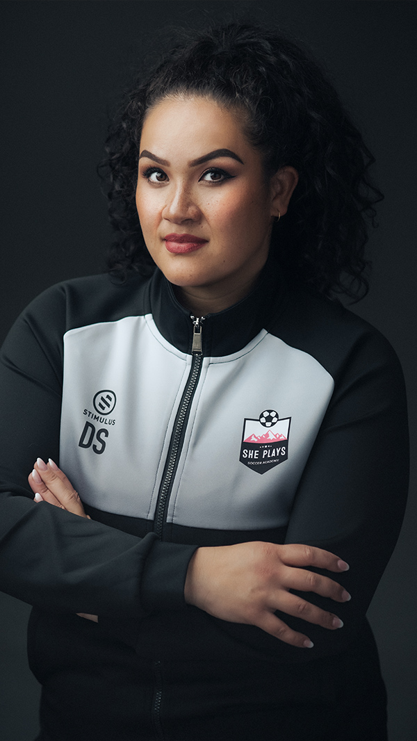 Dehara September - Top Rated Soccer Coach, Former Professional Soccer Player, Founder SHE PLAYS Soccer Academy