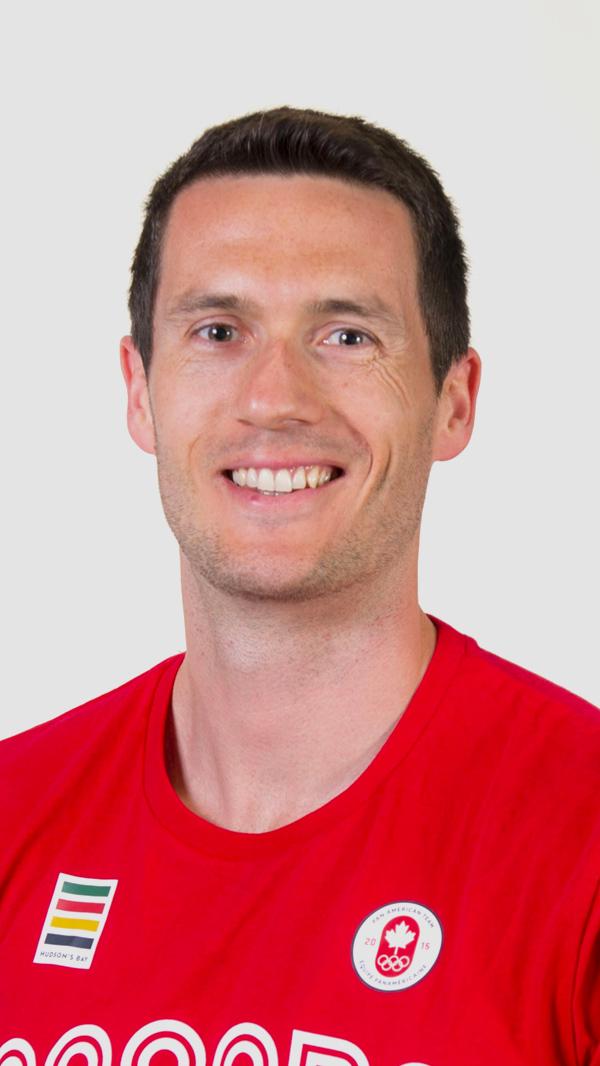 Toon van Lankvelt - Professional Volleyball Player, Canadian National Team, Peak Performance Coach