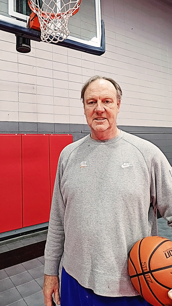 Bill Stutz _ Basketball Coach and Trainer