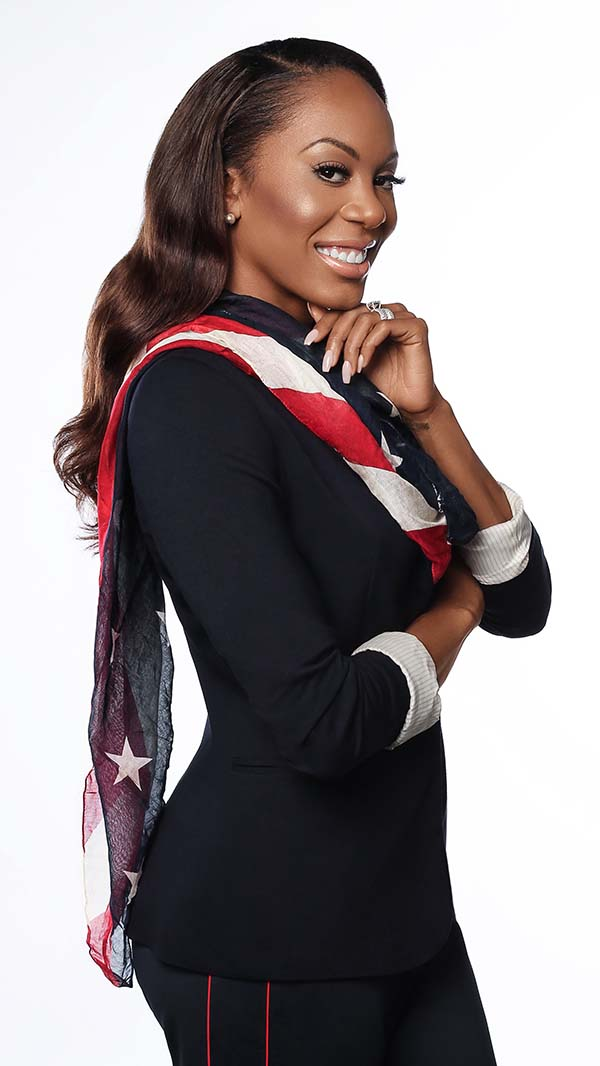 Sanya Richards-Ross: Olympic Champion, TV Personality, and entrepreneur