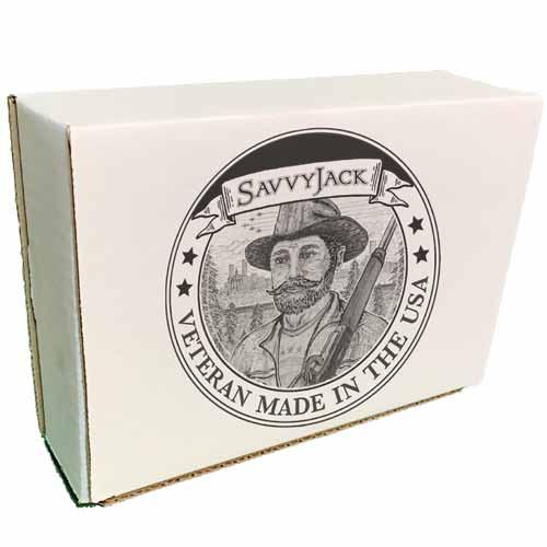 SavvyJack shipping box 2