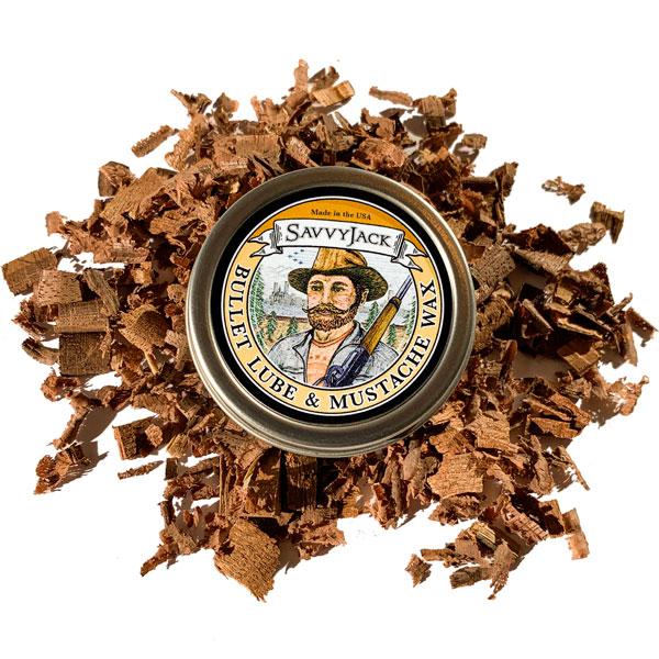 SavvyJack mustache wax