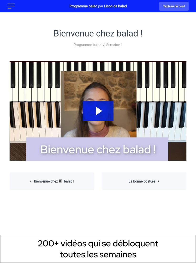 hero cours en ligne podia apprendre le piano