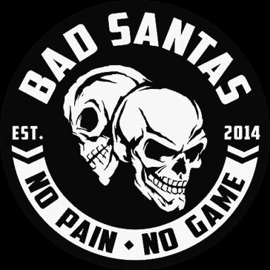 Bad Santas logo