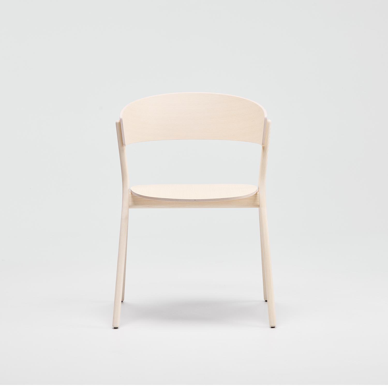 EDITS Circus wood chair in Natural Ash