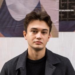 Alexandru Golovatenco Face