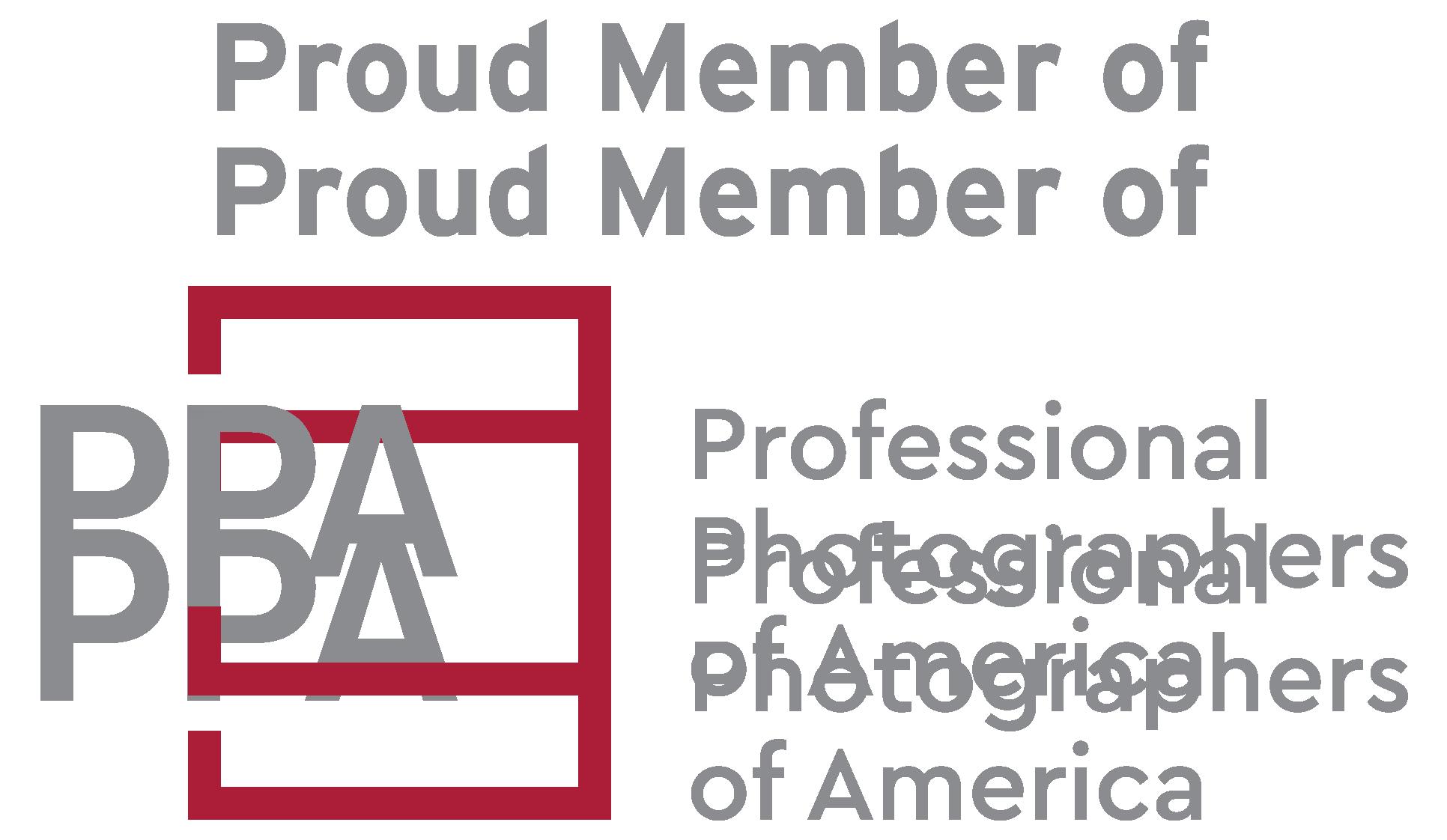 Professional Photographers of America Logo (PPA)