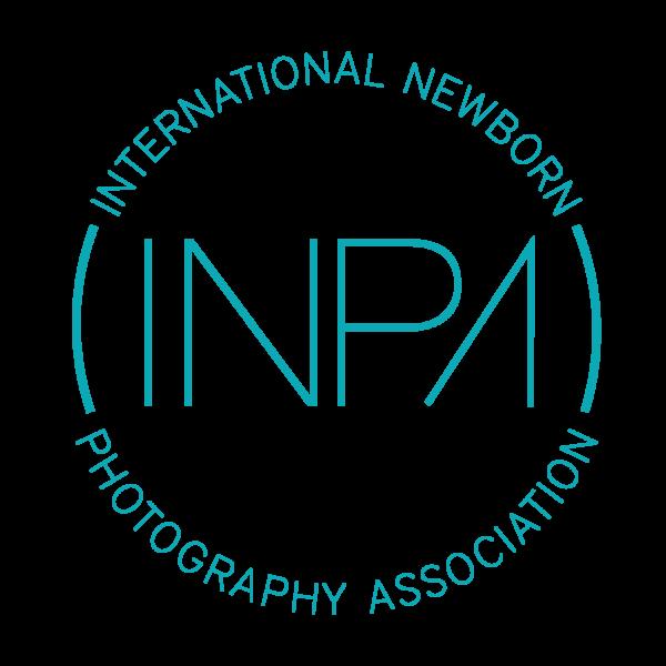 International Newborn Photography Association Logo (INPA)