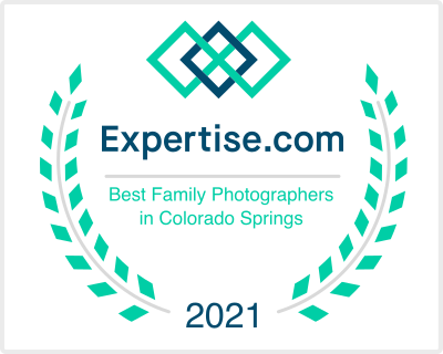 Expertise.com Best Family Photographers in Colorado Springs Badge