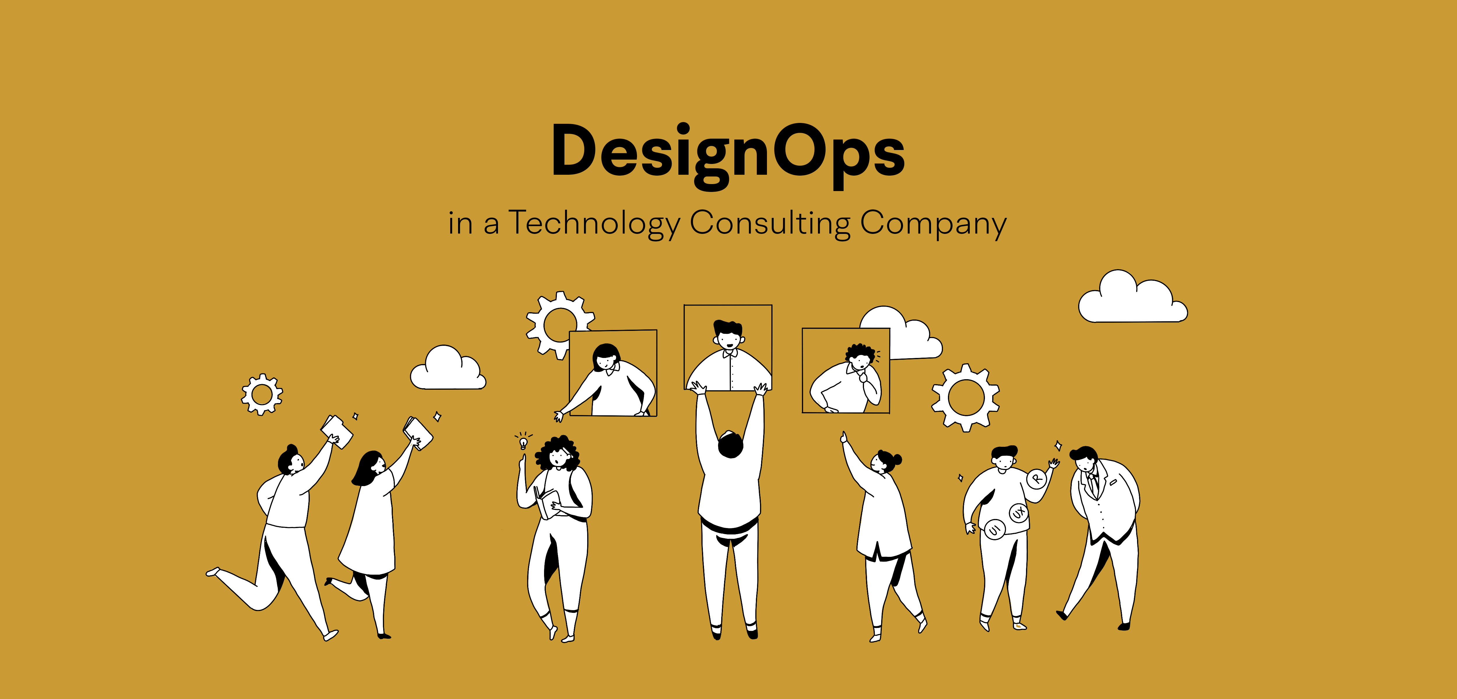 DesignOps in a Technology Consulting Company