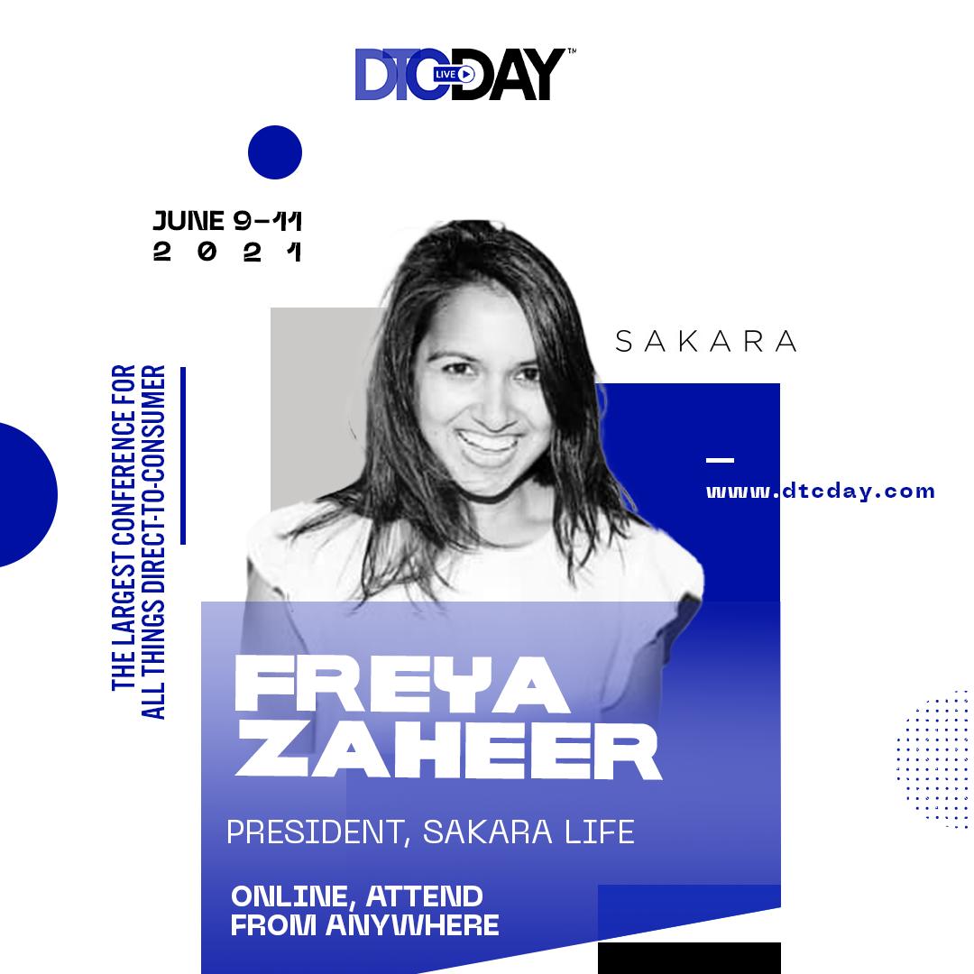 Freya Zaheer