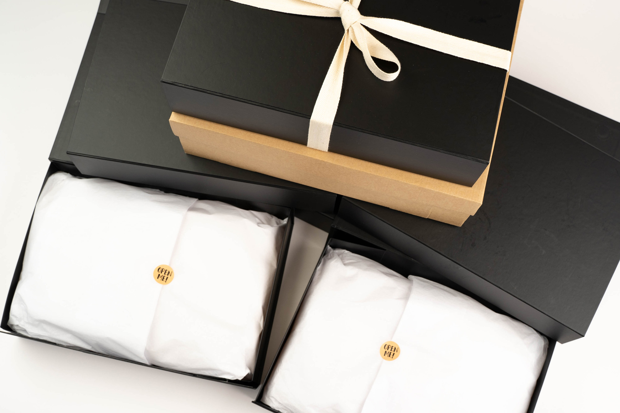 Boutique gift box for your virtual and hybrid event.