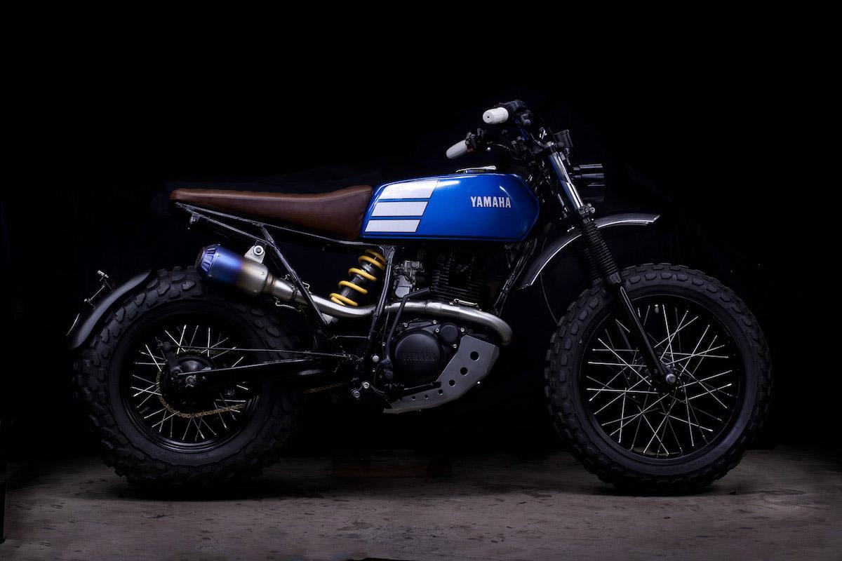 Tonka - Custom Yamaha TW200