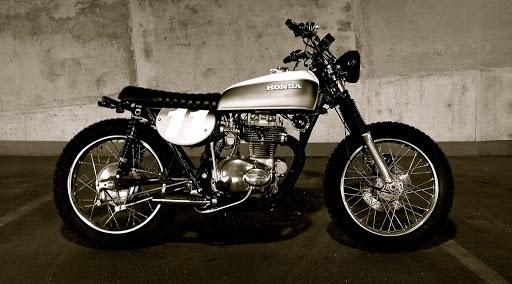 Customer Feature - Honda CB350 Scrambler