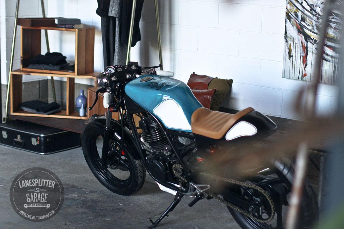 The Experiment - Custom Yamaha SRX250