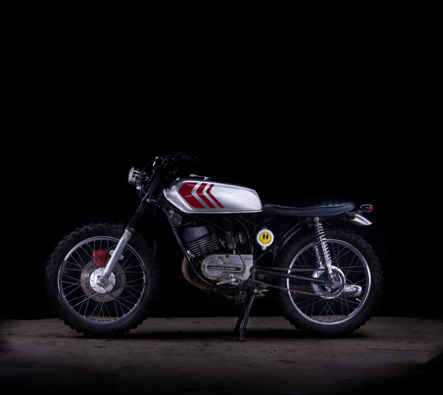 The Legbreaker - Custom Yamaha RX125