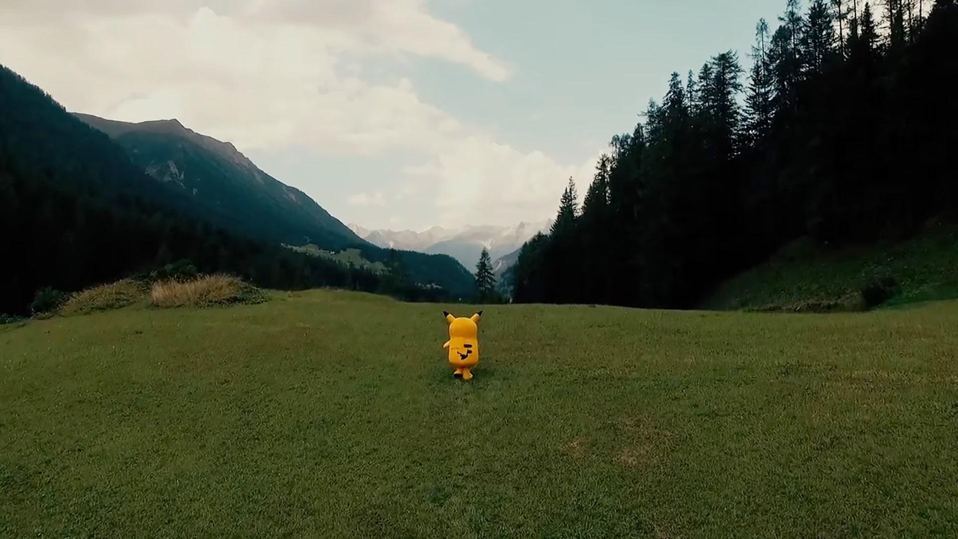 RhB | Pikachu