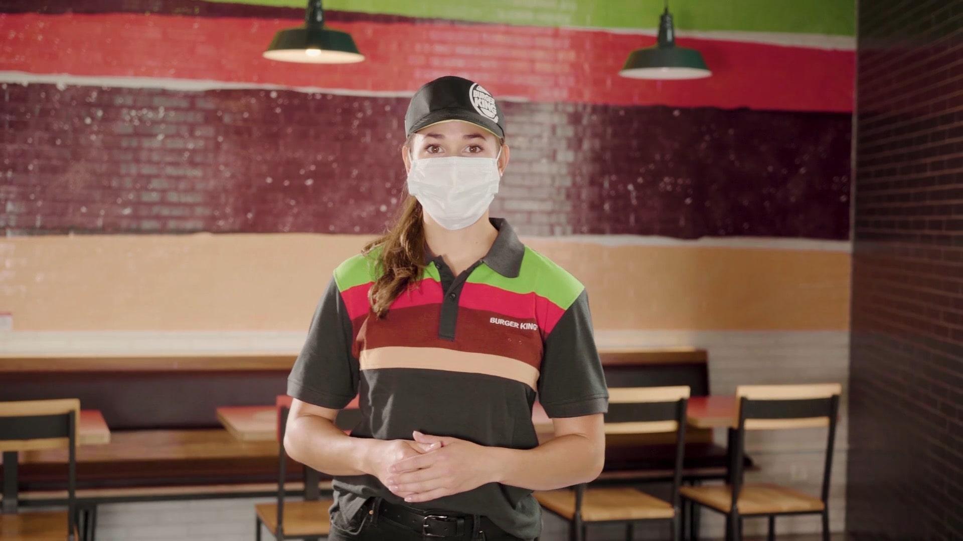 Burger King | Corona Information