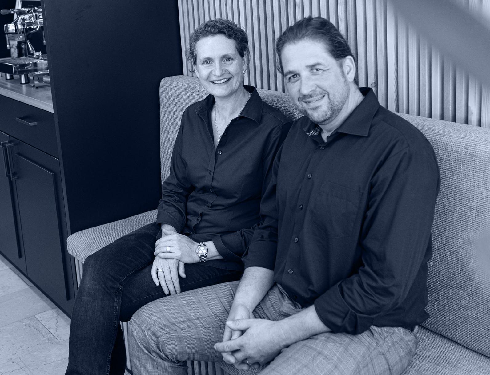 Jörg Aumann & Alexandra Stuhler