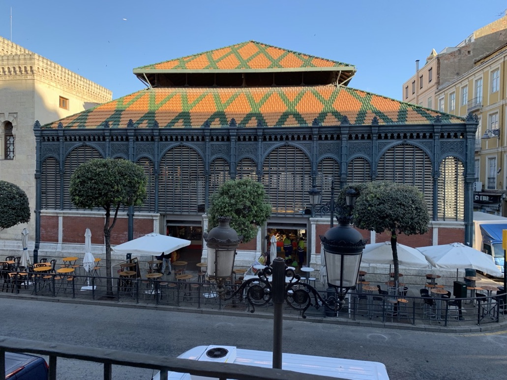 Malaga mercado