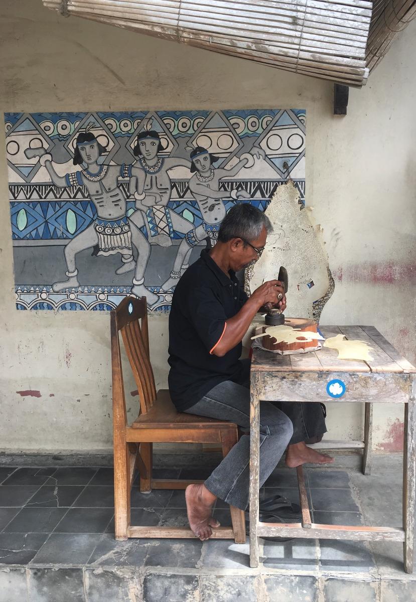 Local craftsman