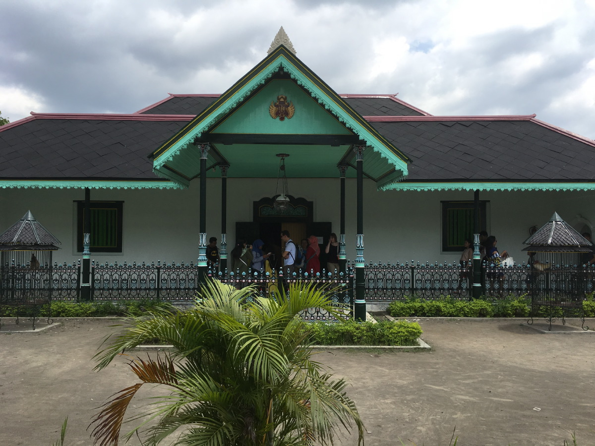 The Kraton palace is the main seat of the Sultan of Yogyakarta and his family. It serves as a cultural center for the Javanese people and contains a museum that displays the sultanate's artifacts.