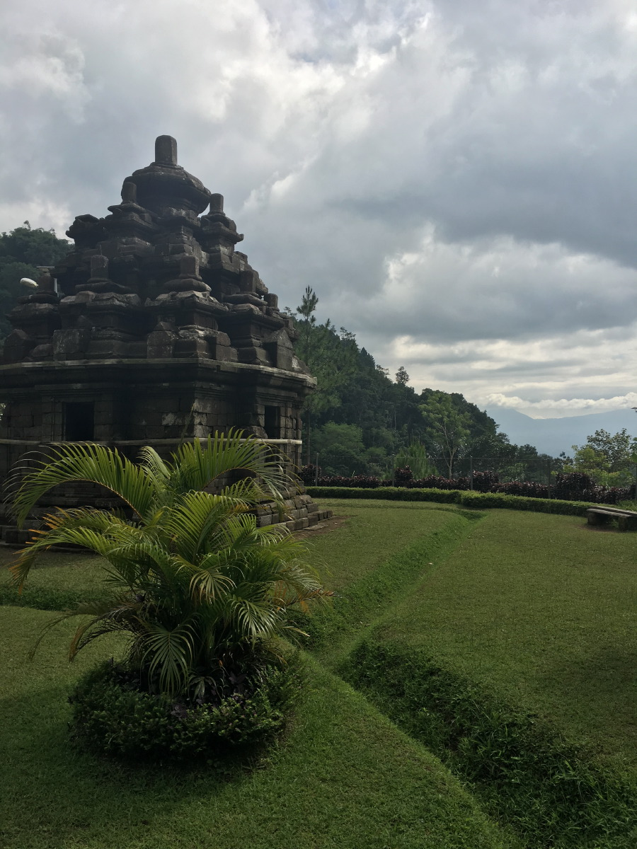 The beauty of this part of the trip is in the journey through the mountains and rice fields, not the destination. Candi Selogriyo is small and little noteworthy after having seen the large temples in the valley.