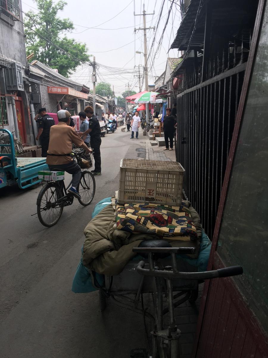 Hutong walks