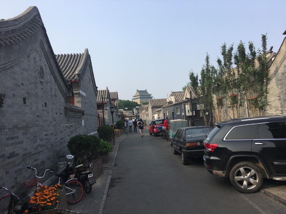 Hutong walk