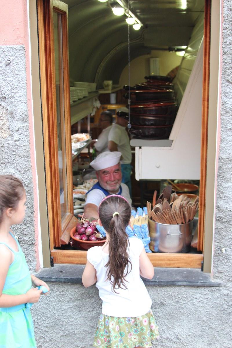 Restaurante Ciak (Cinque Terre)