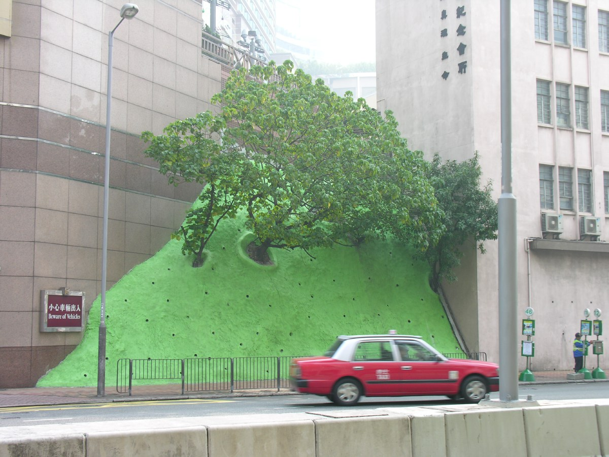 Hongkong interpretation of nature