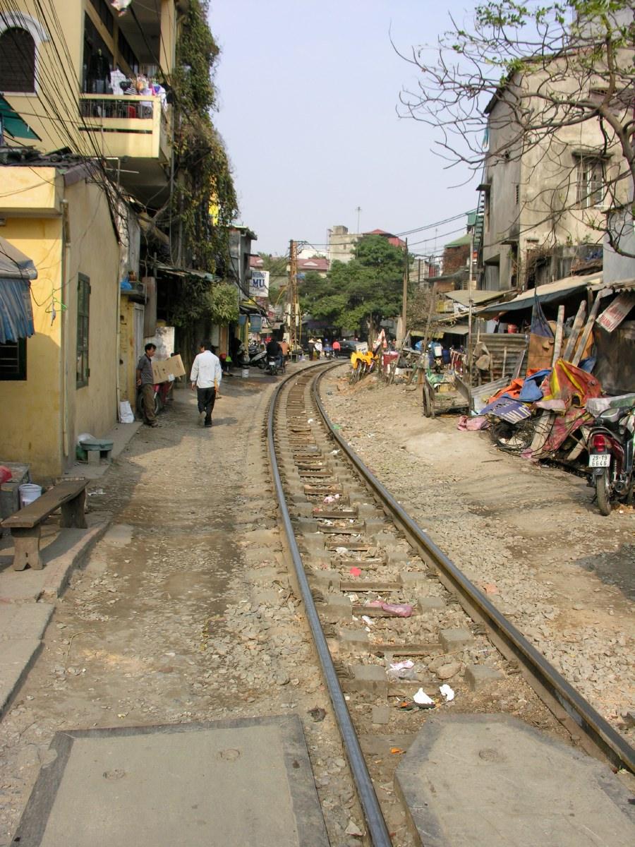 Railroad Xing