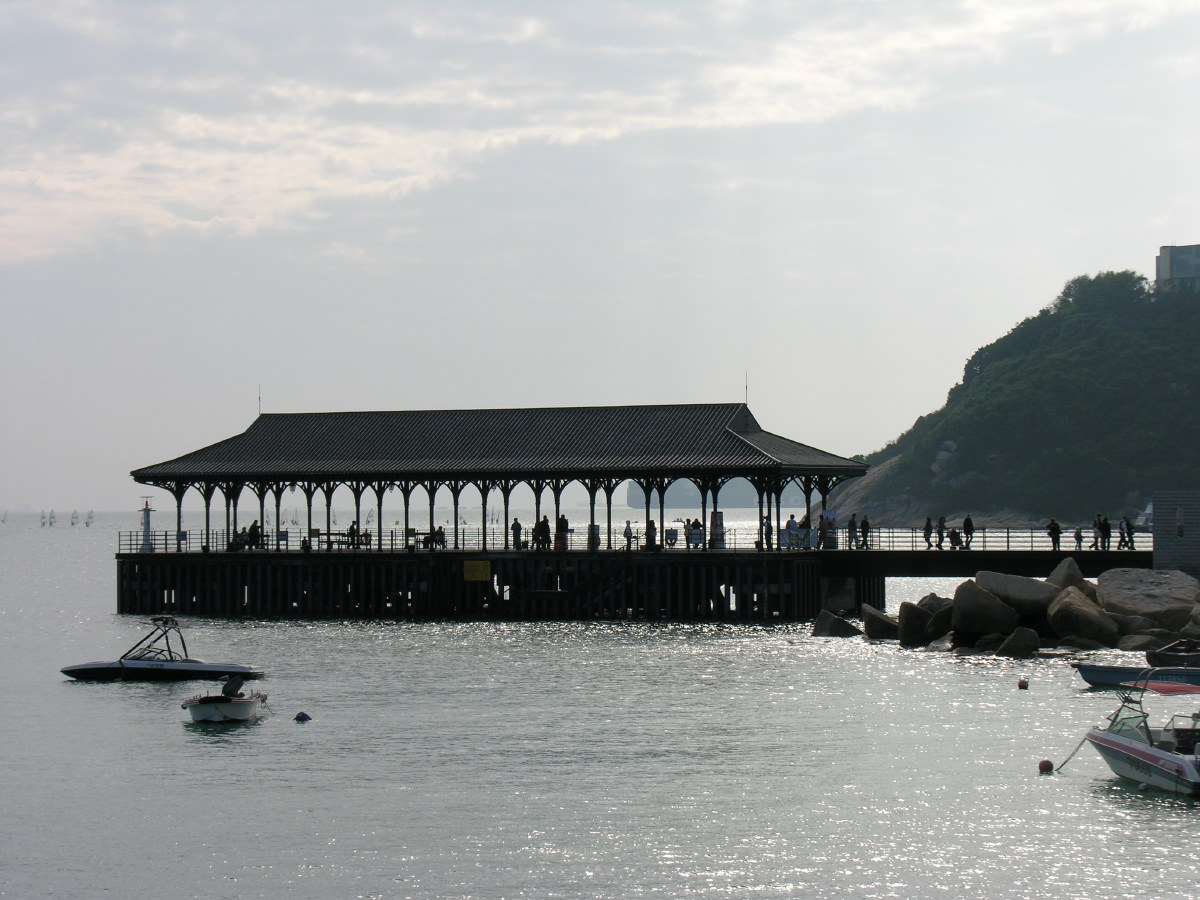 The Pier at Stanley