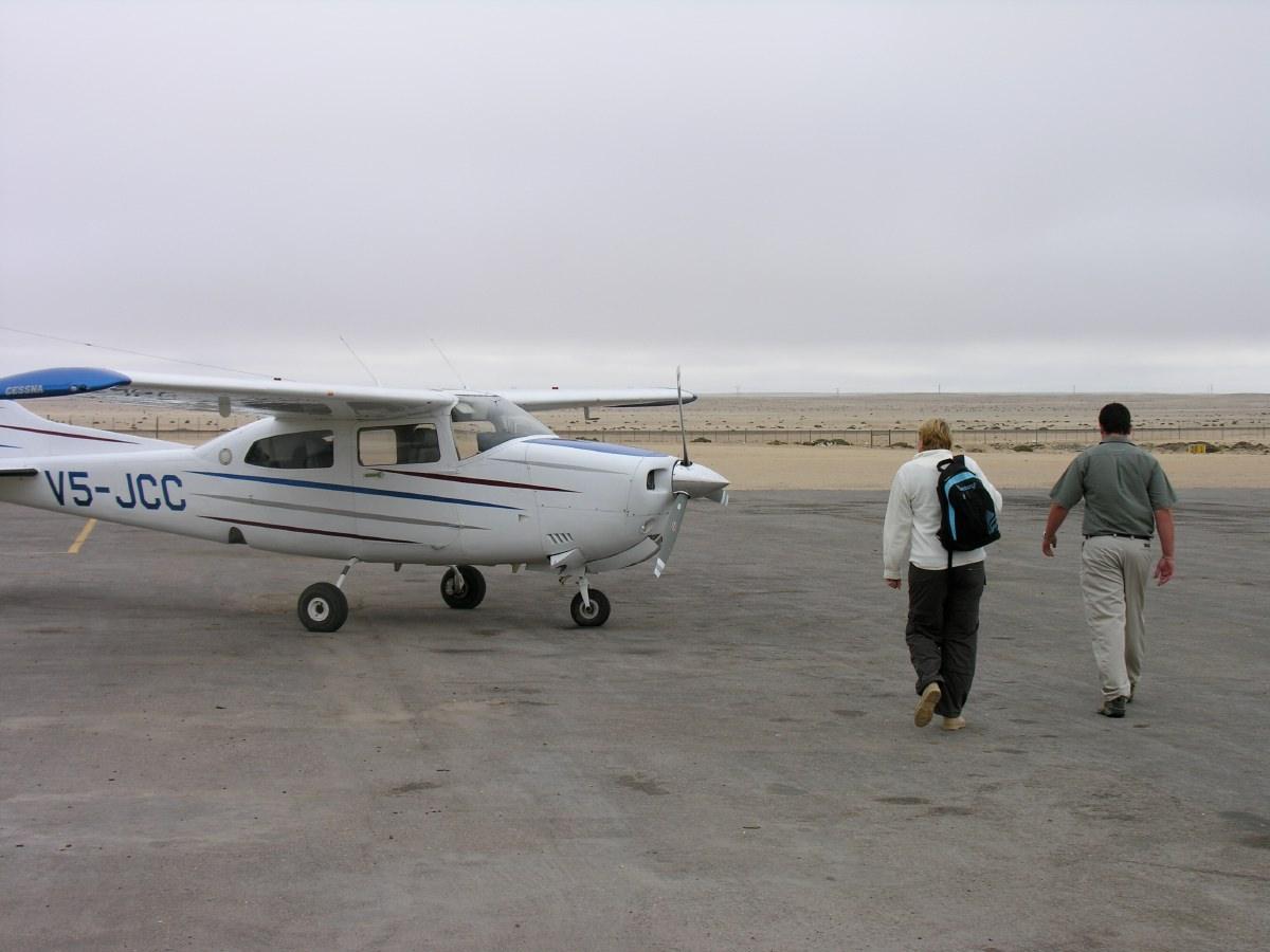 Transfer by Cessna
