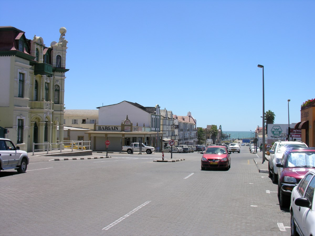 Swakopmund is a beach resort and an example of German colonial architecture. It was founded in 1892 as the main harbour for German South-West Africa