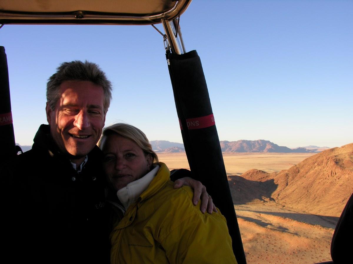 Happy new year from the Namib desert!