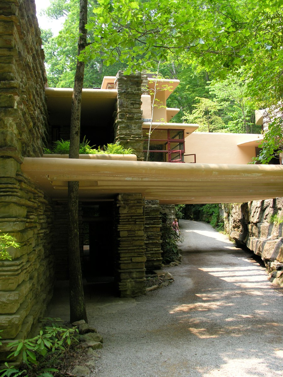 Since Frank Lloyd Wright's Fallingwater opened to the public in 1964, more than five million visitors have experienced this architectural masterwork.