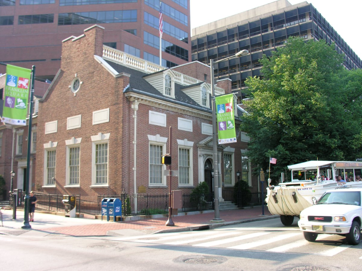 On July 4, 1965, gay and lesbian activists from New York, Washington, D.C., and Philadelphia held the first organized demonstration for equality here in front of Independence Hall. It was one of the first large protests for gay rights in world history.