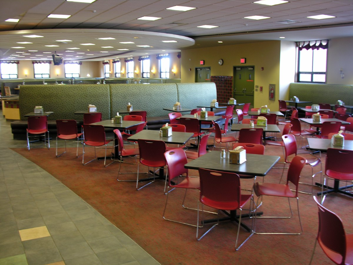 'The Caf'