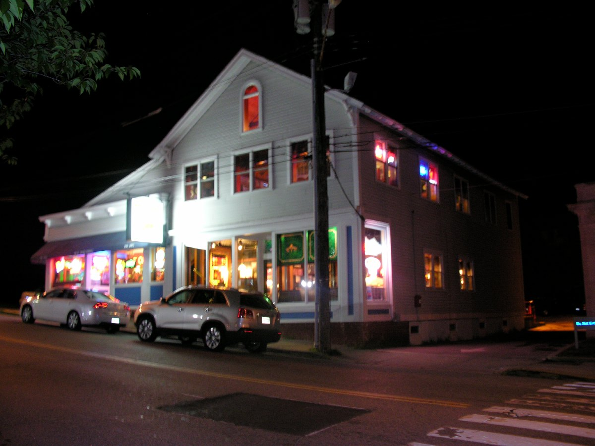 Mystic Pizza, site of the Julia Roberts rom com from 1988